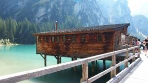 Chalet sur lac